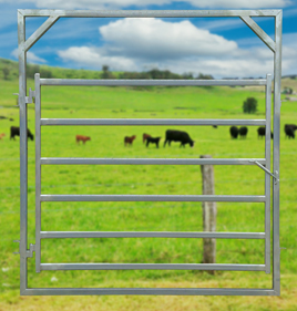 Cattle Gate 2100