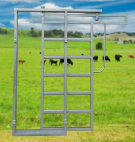 Cattle Gate 850 Slide