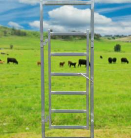 Cattle Man Gate