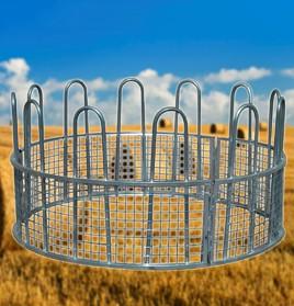 economy-round-hay-bale-feeder