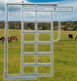 Horse Gate 850 Slide