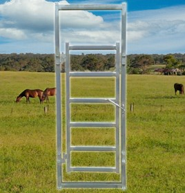 horse-yard-man-gate