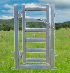 sheep-yard-gate