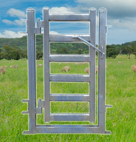 Sheep Yard Gate 700