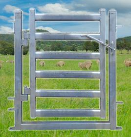 Sheep Yard Race Gate 800