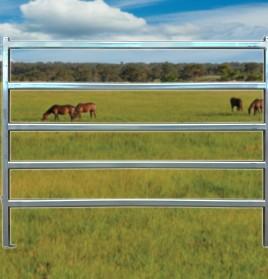 Horse Yard Panel