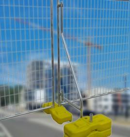 ZIPSAFE Temporary Fence Stay