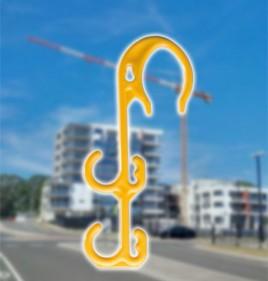 ZIPTRADE Electrical Lead Hook (20 Pack)