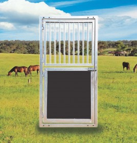 Horse Stable Gate Panel