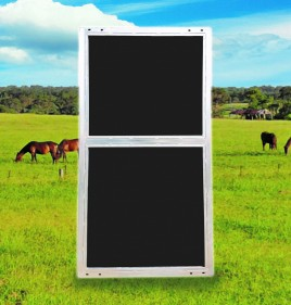 Horse Stable Solid Panel