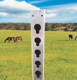 Horse Show Jump Key Hole Strips