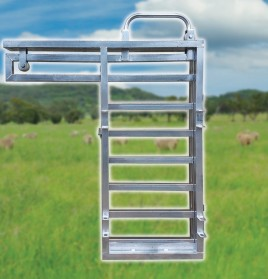 Sheep Yard Sliding Race Gate Slider