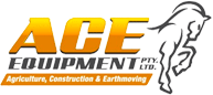 ACE Farm Equipment supplier logo